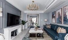 典丽矞皇客厅装修图片