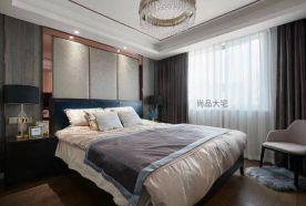 2020后现代卧室装修设计图片 2020后现代背景墙装饰设计