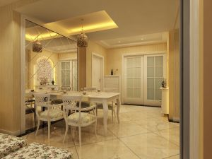 2020田园110平米装修设计 2020田园二居室装修设计