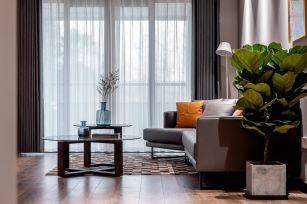 2020日式150平米效果图 2020日式四居室装修图
