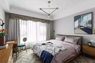 148平米舒適北歐風格裝修,輕盈而優雅的小資情調!|