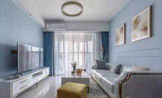 2020美式90平米裝飾設計 2020美式套房設計圖片
