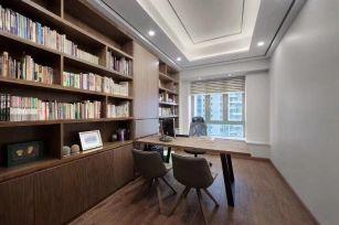 美观大方白色客厅设计图