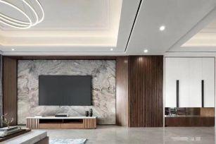 美式卧室背景墙装修设计