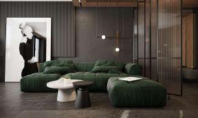 2021北欧客厅装修设计 2021北欧沙发装修设计