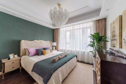 2020美式卧室装修设计图片 2020美式背景墙装饰设计