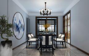 设计优雅客厅简欧装潢实景图片