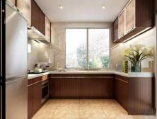2020歐式110平米裝修設計 2020歐式二居室裝修設計