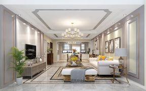 2020美式240平米裝修圖片 2020美式三居室裝修設計圖片