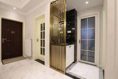 玄关金色走廊装修方案