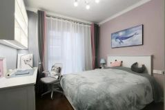 卧室细节地中海设计