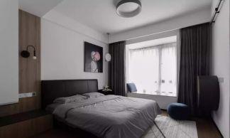 最新卧室飘窗装饰设计