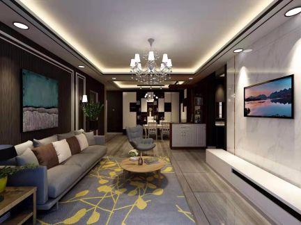 2020混搭110平米装修设计 2020混搭楼房图片