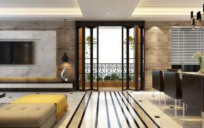 2020洛可可240平米装修图片 2020洛可可四居室装修图