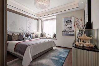 淡雅米色客厅装潢效果图