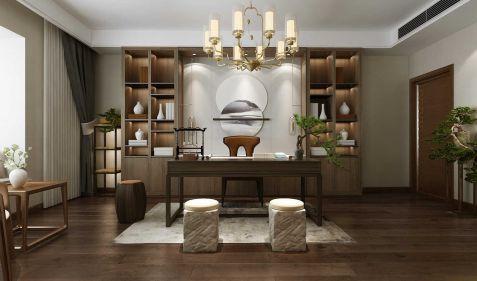 奢华米色客厅装修效果图大全