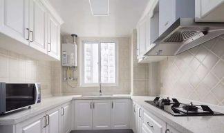 沉稳厨房设计图欣赏