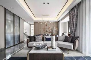 清新客厅沙发装修图
