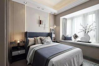 美感卧室新中式设计