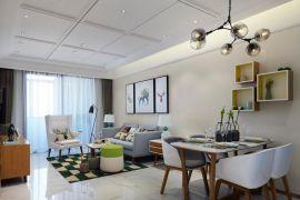2020现代简约客厅装修设计 2020现代简约细节装饰设计