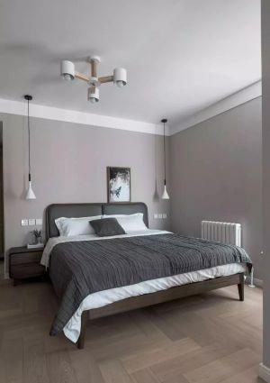 卧室灯具简欧装修方案