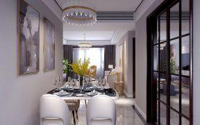 厨房白色细节家装设计