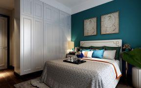 客厅沙发美式装修图