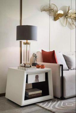 美好白色客厅设计