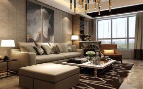 2020现代简约卧室装修设计图片 2020现代简约沙发效果图