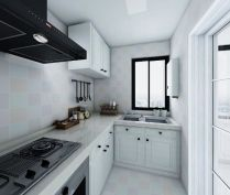 美感厨房实景图