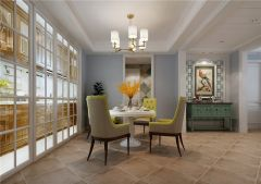 美观大方白色客厅装潢设计图片