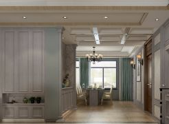 2020歐式150平米效果圖 2020歐式四居室裝修圖