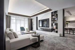 2020韩式客厅装修设计 2020韩式背景墙图片