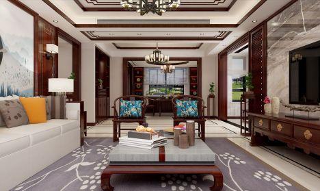纯净灰色客厅装修美图