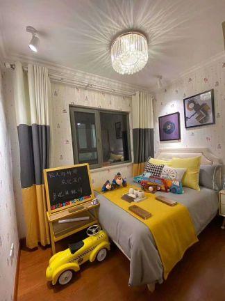 2020现代简约90平米装饰设计 2020现代简约二居室装修设计