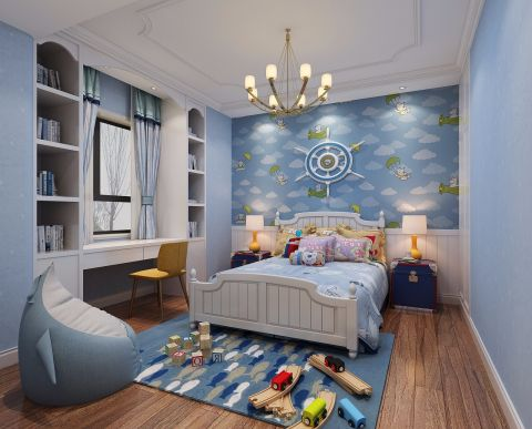 2020现代简约150平米效果图 2020现代简约套房设计图片