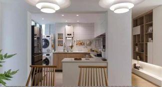 2020北歐110平米裝修設計 2020北歐套房設計圖片
