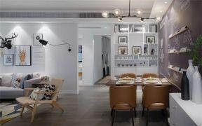 2020北歐90平米裝飾設計 2020北歐二居室裝修設計