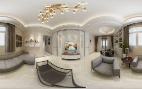 2020简欧90平米装饰设计 2020简欧套房设计图片