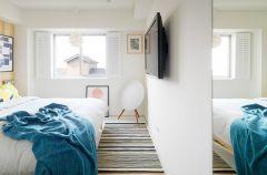 2020北歐110平米裝修設計 2020北歐四居室裝修圖