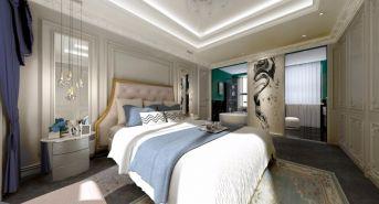 2020现代卧室装修设计图片 2020现代背景墙装修设计