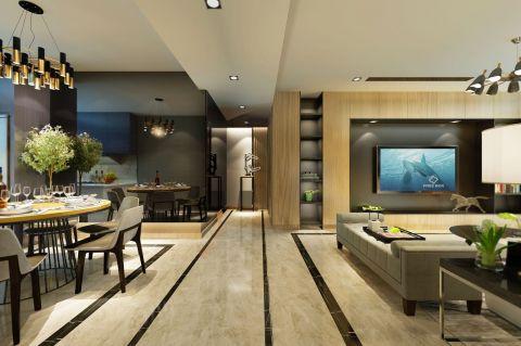 2020現代150平米效果圖 2020現代樓房圖片