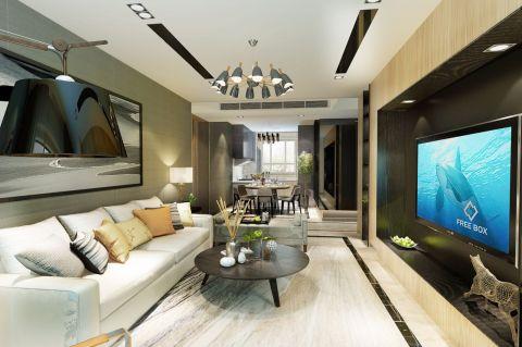 2020现代150平米效果图 2020现代楼房图片