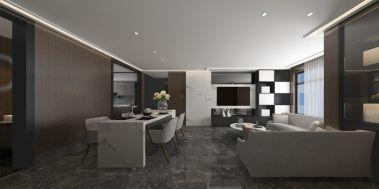 2020后现代客厅装修设计 2020后现代背景墙装修设计