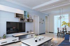 2020简约客厅装修设计 2020简约细节装饰设计