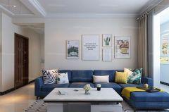 2020后現代150平米效果圖 2020后現代三居室裝修設計圖片