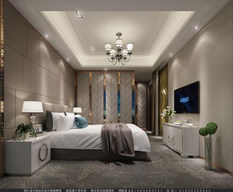 2020北歐150平米效果圖 2020北歐三居室裝修設計圖片
