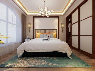 2020現代簡約150平米效果圖 2020現代簡約三居室裝修設計圖片