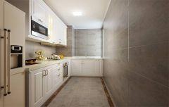 2020简约厨房装修图 2020简约厨房岛台装饰设计