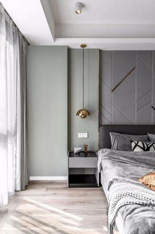 最新卧室简约装修美图